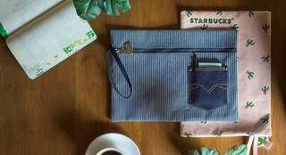 Starbucks Singapore Laptop Sleeve Bag