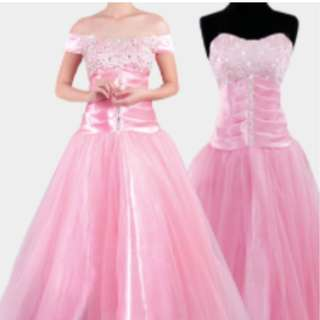 PINK GOWN - Gownforrent Inc.
