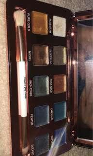 Colour chrome palette