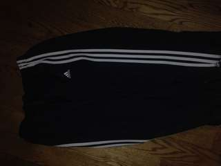 Adidas baggy joggers size small