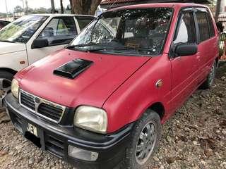 [Used] Perodua Kancil (EX) 1997