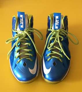 Sale! Sepatu Basket Nike Lebron 10 Elite (like new)