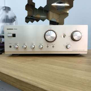 Onkyo Integra Integrated Stereo Amplifier A-9711 with remote
