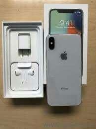 Bisa Kredit Iphone X 256gb Silver Garansi Internasional