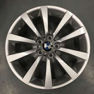 18 Inch Original BMW rims
