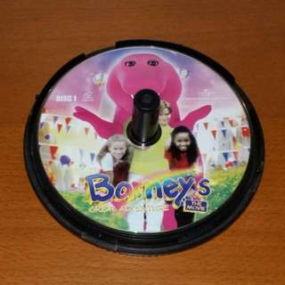 Barney's Great Adventure! The Movie VCD