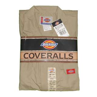 Dickies Coveralls Brown
