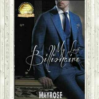 Premium ebook - My Love Billionaire