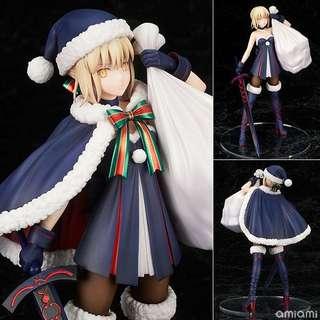 [PO] Fate/Grand Order - Rider/Altria Pendragon [Santa Alter] 1/7 Complete Figure