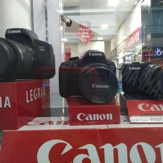 Kamera DSLR Dari Canon Harga Terupdate Bisa Cicilan Tanpa Kartu Kredit ?? Tanpa Dp Hanya Biaya Admin Rp.199.000 Sudah Bisa Membawa Barang