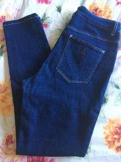 Abrand High Skinny Jean - 12