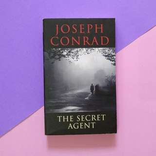 USED BOOK The Secret Agent