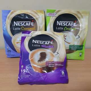 [CLEARANCE] NESCAFE LATTE