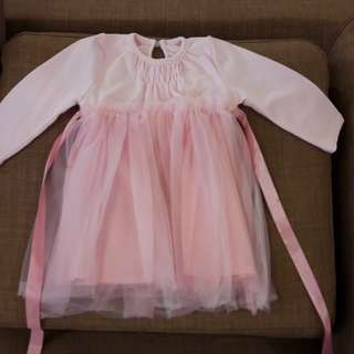 Princess Dress (untuk 85cm girl)