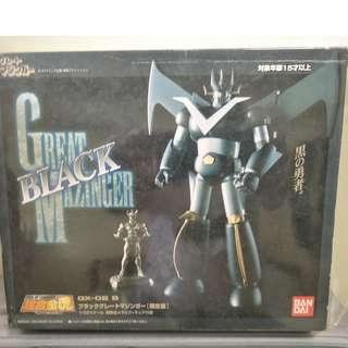 Bandai Great Mazinger Black GX-02 B MIB