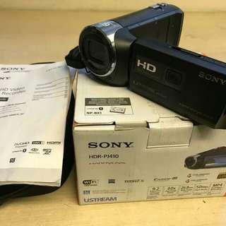 Handycam Sony HDR-PJ410 Bisa kredit