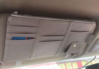Car Accessories Car Pouch