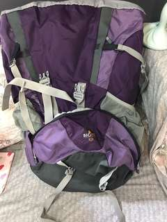 Backpacker 大背包(好似60𠃊)90%new