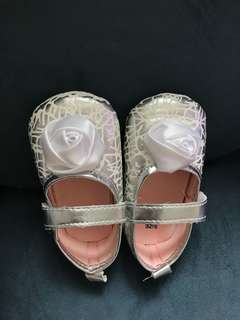Baby Girl Shoes (pre-walker shoes)