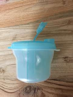 milk powder or snacks container