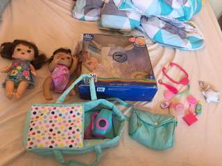 Baby Alive Dolls (Reserved)