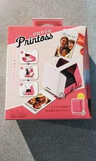全新 Printoss 粉紅色印相機 (現貨)