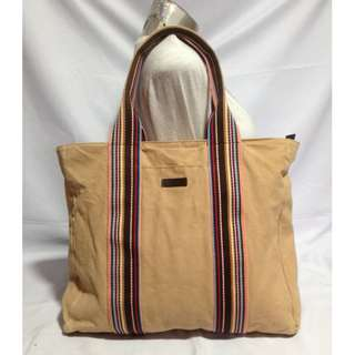 PAUL SMITH Canvas Tote Bag