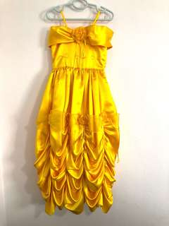 Girl Princess Belle dress (special collection)
