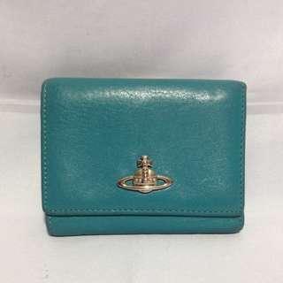 Authentic VIVIENNE WESTWOOD Leather Wallet