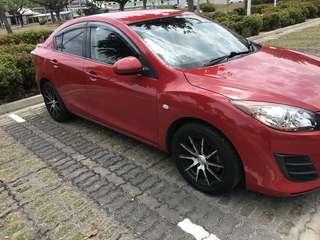 Mazda 3 Sedan 1.6 Auto