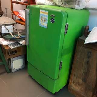 大同復古冰箱