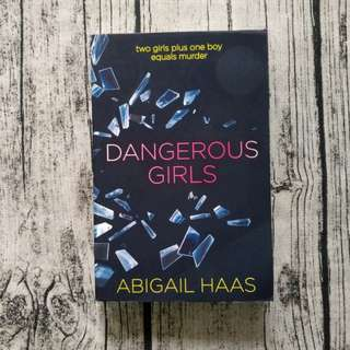 USED BOOK Dangerous Girls