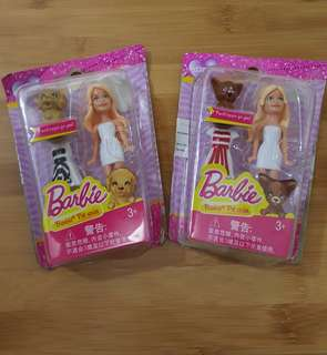 💯% Authentic Barbie Pet Series