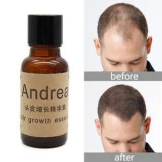 Serum penumbuh rambut dan penghenti rontok parah