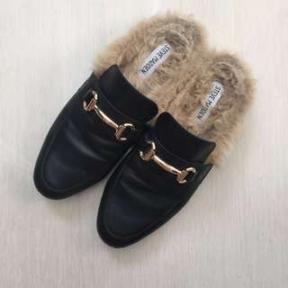 Authentic steve madden mules