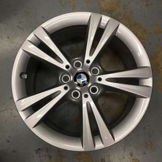 17 Inch original BMW rims
