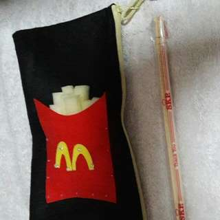 McDonald's design pencil case?