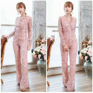 Heavenly jumpsuit