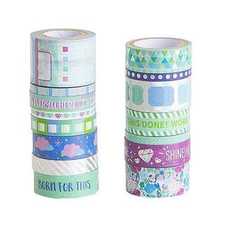 Cool Basics Washi Tape Tube by Recollections