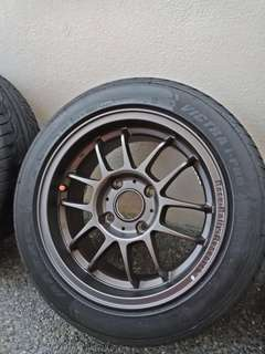 R3 Rim S1K with Maxxis UHP tire - Almost Brand New