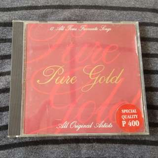 Cd Pure Gold