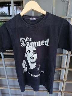 THE DAMNED PUNK SHIRT X SEXY DYNAMITE LONDON