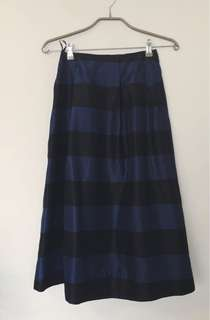 Black label skirt