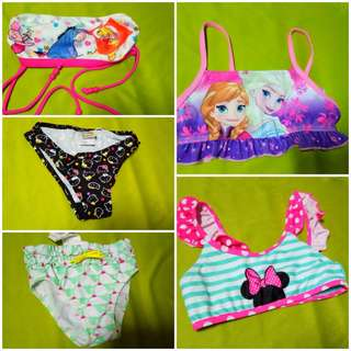 Baby swimsuits (9pcs)