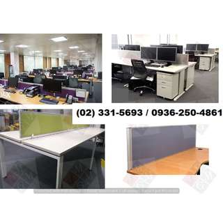 screen panel -divider-office desk' office partition**
