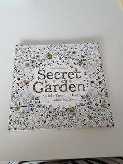 Secret Garden Colouring Book Johanna Basford
