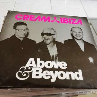Above and beyond double cd
