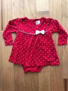 Baby Romper Dress (12-18 months)