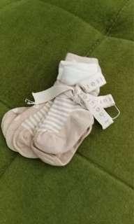 Natures purest 有機棉 襪 organic