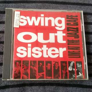 Cd Swing Out Sister Jazz Live Japan